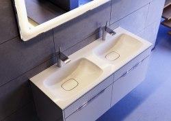 Мебель для ванной Aqwella Malaga 120