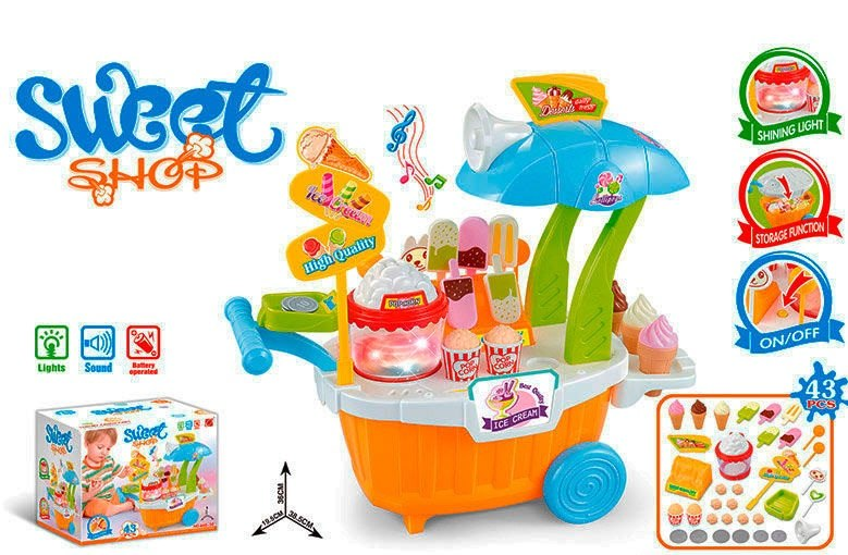 a6017a7c6 Купить игровой набор кондитерская 668-50 sweet shop — интернет ...