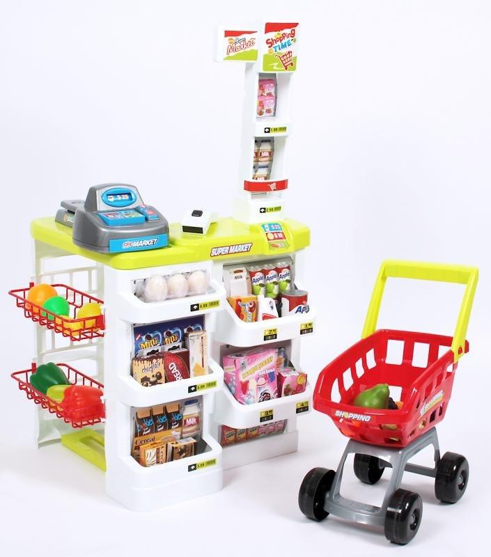 178113b4d Купить игровой набор магазин 668-03 bambi — интернет-магазин Мир ...
