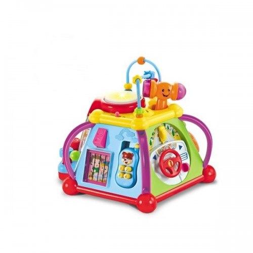 c829e221571b Купить музыкальная игрушка маленькая вселенная 806 huile toys ...