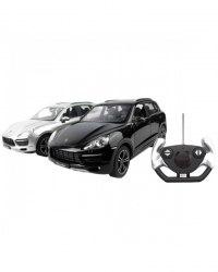 """Игрушка радиоуправляемая """"Машина Porsche Cayenne Turbo"""" 3 цвета в ассортименте"""