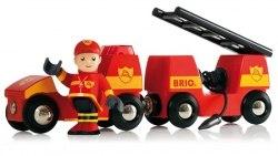 Пожарная машина BRIO(Брио) 33576