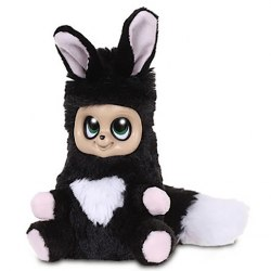Bush baby world Койо Черный 1Toy Т13945