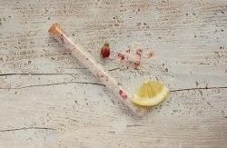 Соль для рук и ногтей «Герань и лимон» Mixtura