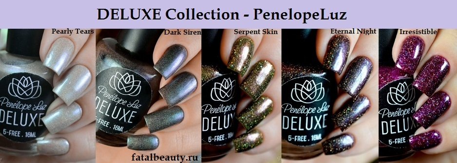 DELUXE collection PenelopeLuz