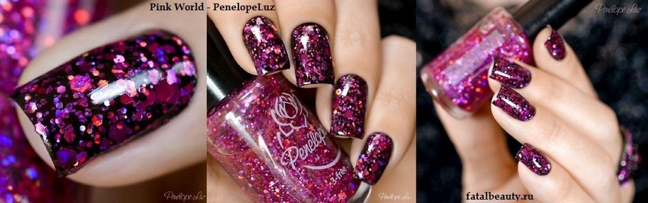Pink World - Penelope Luz