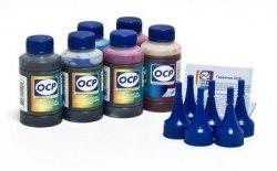 К/ч OCP (BK 140 (340), C/M/Y 140, ML/CL 141) для картриджей EPS Clar повыш, светостойкость 70 gr x 6