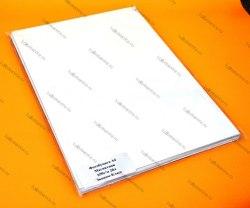 Фотобумага Магнитная матовая A4, 650гр. (20 листов) эконом-класс NO NAME
