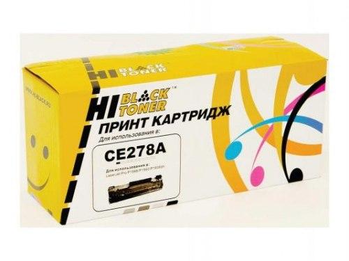 Картридж HP LJ Pro P1566/P1606dn/M1536dnf (Hi-Black) CE278A, 2,1K