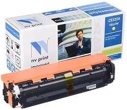 Заправка HP Color LaserJet Pro CP1415 (CE322A - желтый)