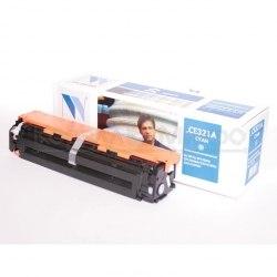 Заправка HP Color LaserJet Pro CP1415 (CE321A - синий)