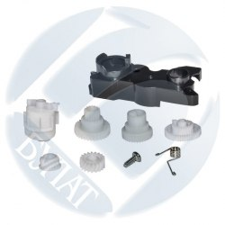 Конверсионный набор (торцевая крышка, набор шестеренок, флажок с пружинк) HL-2240/2132 (TN2235/2090)