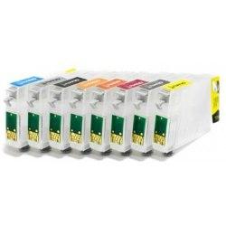 Нано-картриджи BURSTEN 2- го поколения SC10 для принтеров EPS Stylus Photo R2000