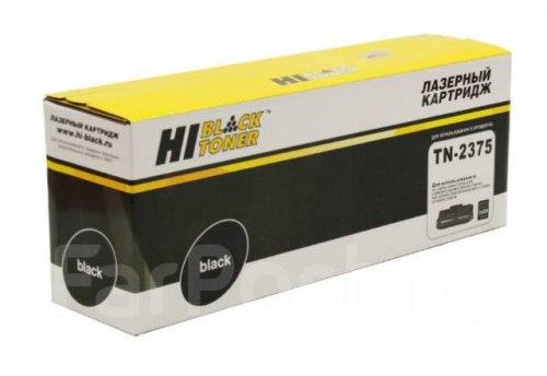 Тонер-картридж Brother HL-L2300/2305/2320/2340/2360 (Hi-Black), TN-2375/TN-2335, 2,6K