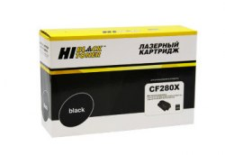 Картридж HP LJ Pro400/M401/Pro400mfp/M425 (Hi-Black), CF280X, 6.9K