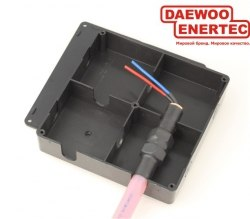 Монтажная коробка daewoo-enertec для системы электро-водяного теплого пола XL PIPE