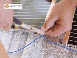 Саморегулируемый инфракрасный пленочный теплый пол HEATMAX PTC - 2.0