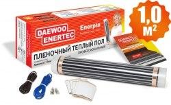 Инфракрасный теплый пол Enerpia Film daewoo-enertec 1.0