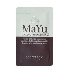 Корейский крем для лица лечебный SECRET KEY MAYU Healing Facial Cream Пробник