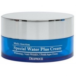 Крем для лица Увлажняющий DEOPROCE Special Water Plus Cream |100 мл |