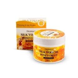 Крем для лица питательный на основе меда DEOPROCE Moisture Silk Volume Honey Cream |100 мл |