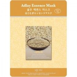 Тканевая маска с экстрактом адлаи MIJIN Adlay Essence Mask (1 шт х 23 гр)