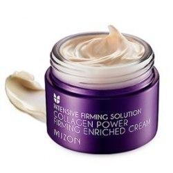 Укрепляющий крем для лица с коллагеном MIZON Collagen Power Firming Enriched Cream (50мл)