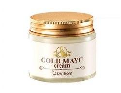 Восстанавливающий крем для лица с лошадиным жиром BERRISOM Gold Mayu Cream 70мл