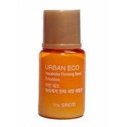 Эмульсия укрепляющая с экстрактом новозеландского льна THE SAEM Urban Eco Harakeke Firming Seed Emulsion (пробник)