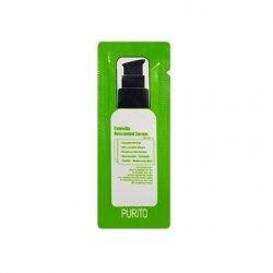 Увлажняющая сыворотка для восстановления кожи с центеллой (без масел) PURITO [Sample] Centella Unscented Serum (Пробник 1мл)