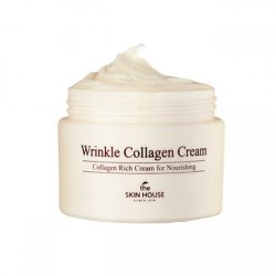 Крем для лица с коллагеном THE SKIN HOUSE Wrinkle Collagen Cream 50мл