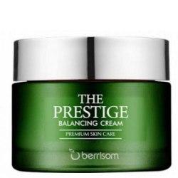 Крем для лица питательный BERRISOM The Prestige Balancing Cream 50мл