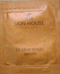 Сыворотка от воспалений THE SKIN HOUSE Dr. Clear Magic Serum 2мл (пробник)