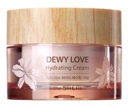 Увлажняющий крем для лица с цветочным комплексом THE SAEM Dewy Love Hydrating Cream 50ml