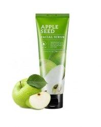 Скраб для лица MISSHA Apple Seed Facial Scrub 120мл