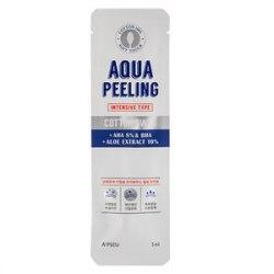 Палочка для пилинга кожи лица с АНА-кислотами A'PIEU Aqua Peeling Cotton Swab Intensive 3 мл