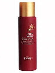 Восстанавливающий улиточный тонер для лица EYENLIP Pure Snail Repair Toner 150мл