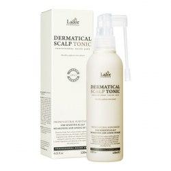 Несмываемый тоник для кожи головы против выпадения волос LA'DOR Dermatical Scalp Tonic 120мл