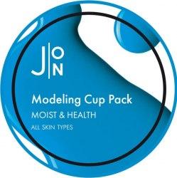 J:ON Альгинатная маска УВЛАЖНЕНИЕ И ЗДОРОВЬЕ MOIST & HEALTH MODELING PACK J:ON