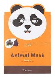 -Berrisom Animal Маска тканевая экстрактом ежевики Animal mask series - Panda 25мл Berrisom