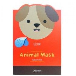 -Berrisom Animal Маска тканевая с гиалуроновой кислотой Animal mask series - Dog 25мл Berrisom