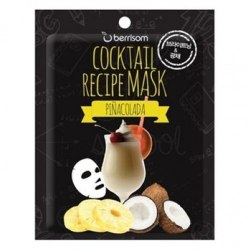 -Berrisom Маска для лица Cocktail Recipe Mask - Pina Colada 20гр Berrisom