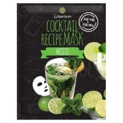 -Berrisom Маска для лица Cocktail Recipe Mask - Mojito 20гр Berrisom