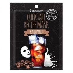 -Berrisom Маска для лица Cocktail Recipe Mask - Kahlua Milk 20гр Berrisom
