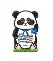 -BAVIPHAT My Panda Маска для лица укрепляющая My panda synergy up shoothing mask pack 30гр BAVIPHAT