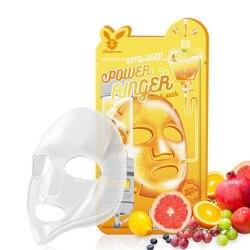 Elizavecca Тканевая маска д/лица с Витаминами VITA DEEP POWER Ringer mask pack Elizavecca