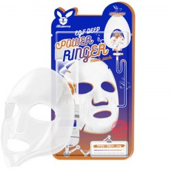 Elizavecca Ткан. маска д/лица с Эпидермальным фактор EGF DEEP POWER Ringer mask pack Elizavecca