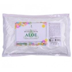 ANSKIN Маска альгинатная с экстр. алоэ успок. (пакет) Original Aloe Modeling Mask / Refill 240 гр ANSKIN