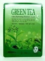 ZENIBELL GREEN TEA MASK Гидрогелевая маска с экстрактом зеленого чая. ZENIBELL