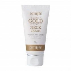 Крем для шеи антивозрастной GOLD INTENSIVE NECK CREAM, 50 гр PETITFEE
